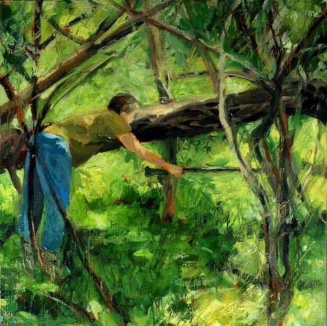 kroseth-morel-hunt-poking-the-grass