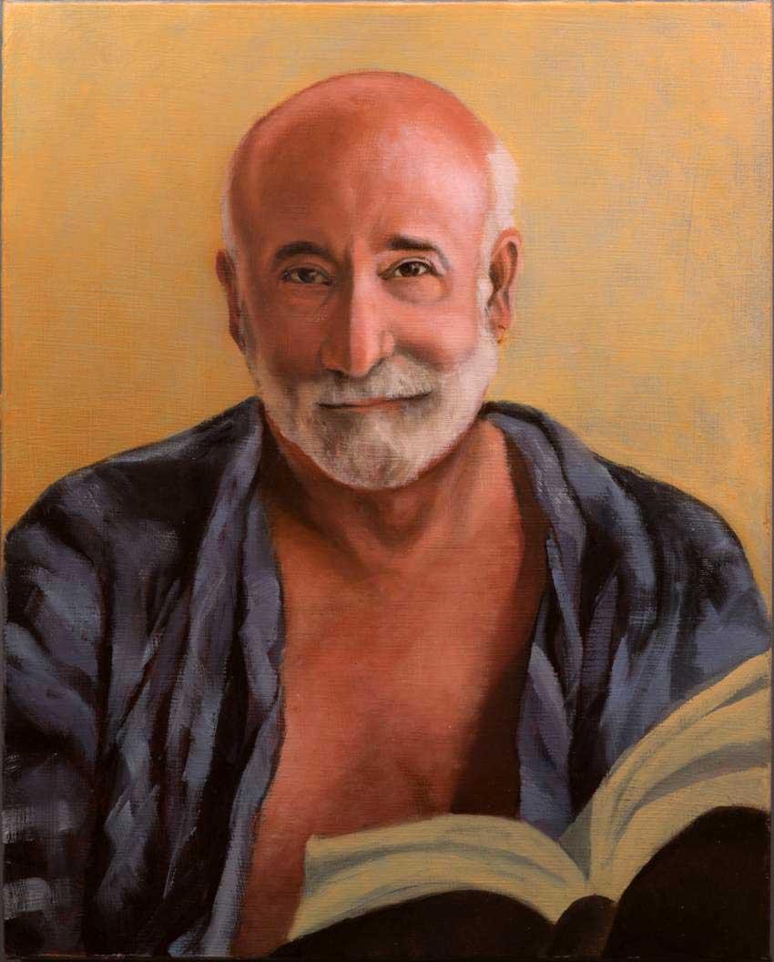 kroseth-portraits-bob-in-bathrobe