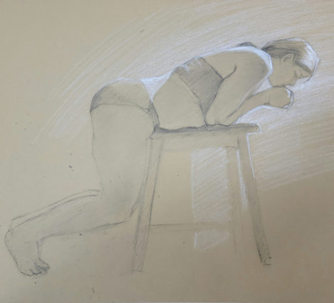 Figure Drawing 850x72px